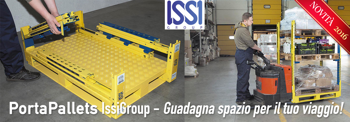 Porta Pallets Issi Group