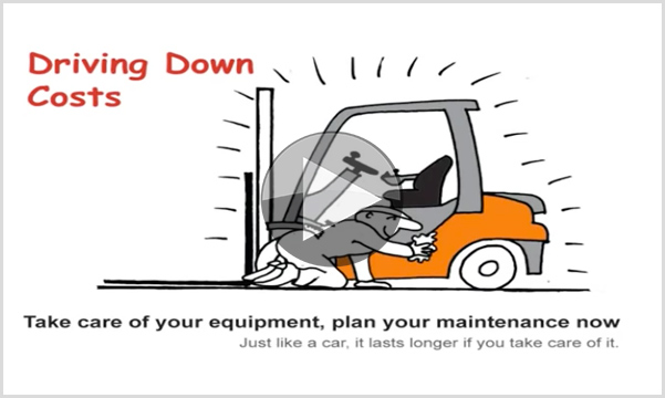 Safety tips from Toyota Material Handling UK